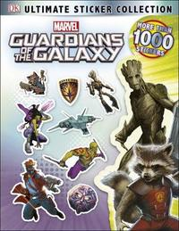 Guardians of the Galaxy Ultimate Sticker Collection by DK