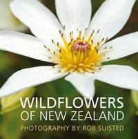 Wildflowers of New Zealand by Matt Turner