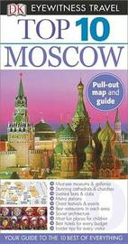 Top 10 Moscow by DK Travel