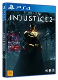 Injustice 2 for PS4