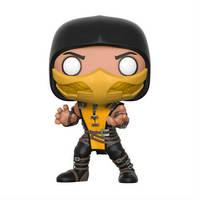 Mortal Kombat - Scorpion Pop! Vinyl Figure image