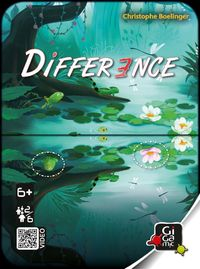 Difference - Card Game