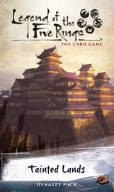 Legend of the Five Rings LCG: Tainted Lands image