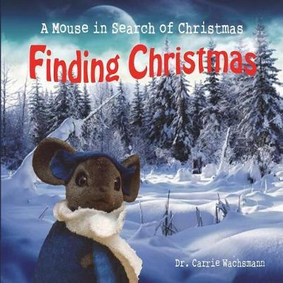 Finding Christmas by Dr Carrie Wachsmann image