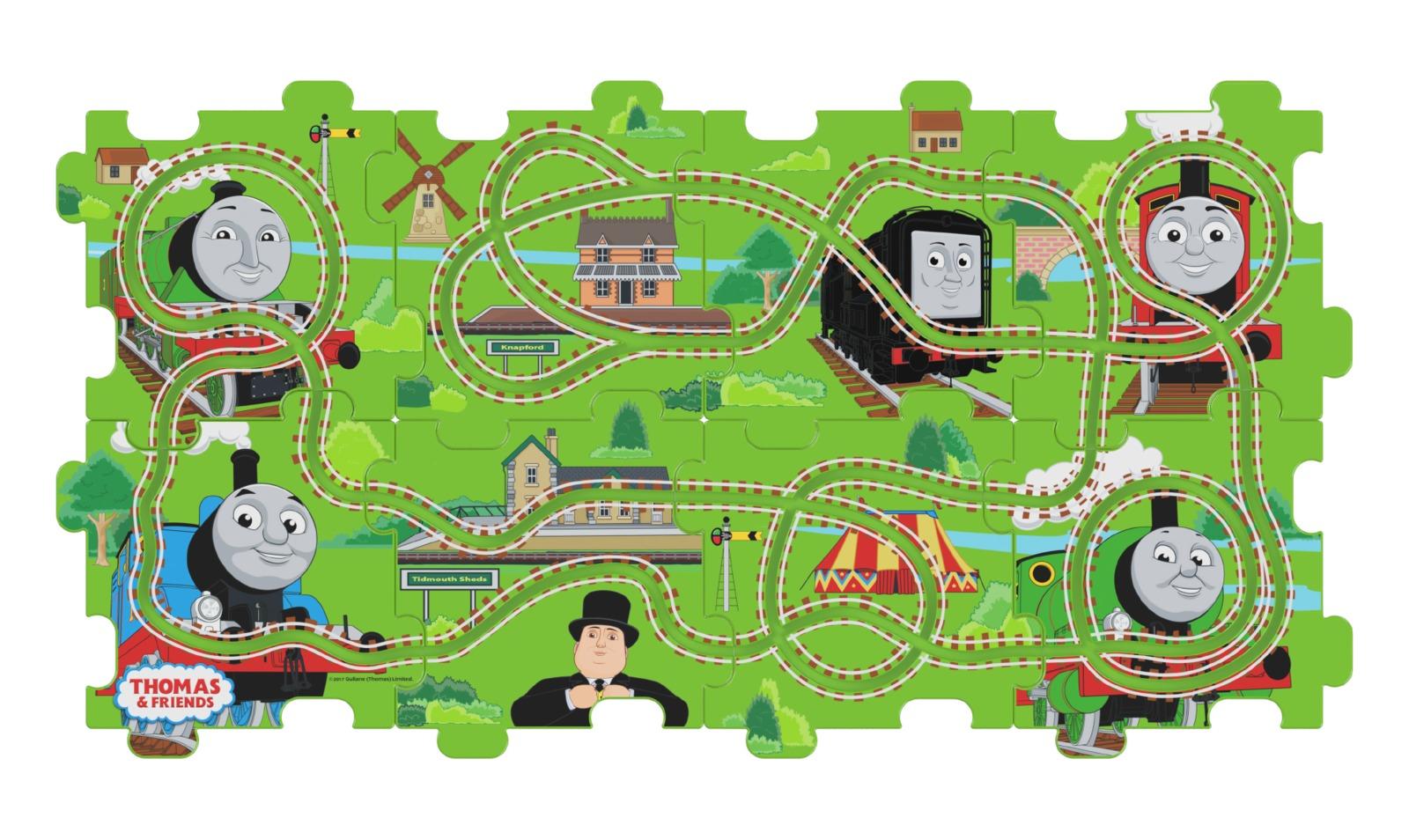 Thomas & Friends: Track & Tile - Playset image