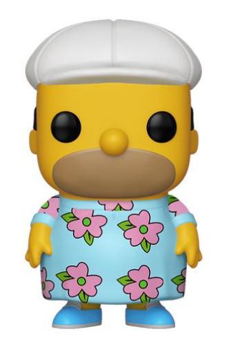 The Simpsons - Homer (Mumu) Pop! Vinyl Figure image