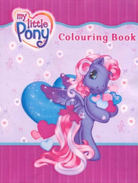 My Little Pony Colouring Fun image