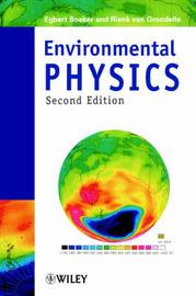 Environmental Physics by Egbert Boeker image