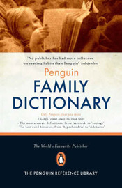 Penguin Family Dictionary image