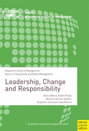 Leadership, Change and Responsibility by Silvio deBono image