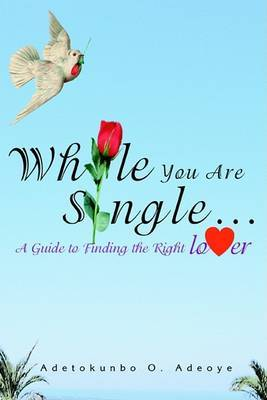 While You Are Single...: A Guide to Finding the Right Lover by Adetokunbo O. Adeoye image