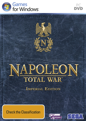 Napoleon Total War - Imperial Edition for PC Games