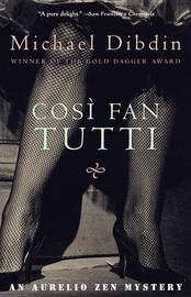 Cos I Fan Tutti by Dibdin Michael image
