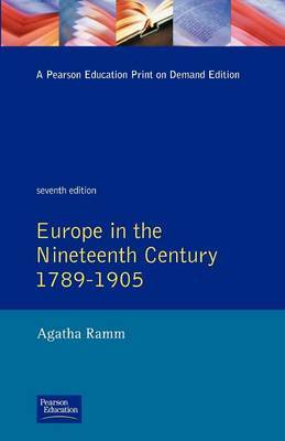 Grant and Temperley's Europe in the Nineteenth Century 1789-1905