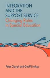 Integration and the Support Service by Peter Clough