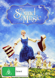 Sound Of Music on DVD image