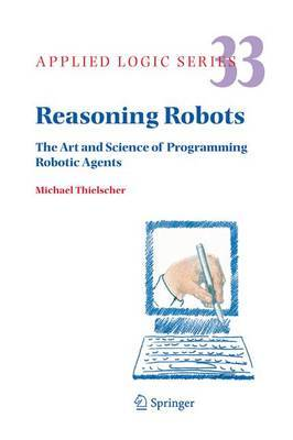 Reasoning Robots by Michael Thielscher image