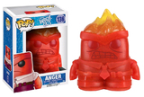 Inside Out - Crystal Anger Pop! Vinyl Figure