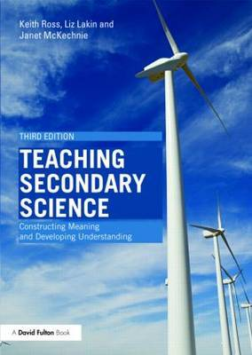 Teaching Secondary Science by Keith Ross image