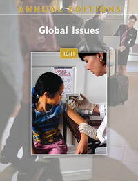 Annual Editions: Global Issues 10/11 by Robert Jackson image