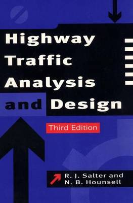Highway Traffic Analysis and Design by R.J. Salter image