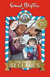Fifth Formers of St Clare's by Enid Blyton