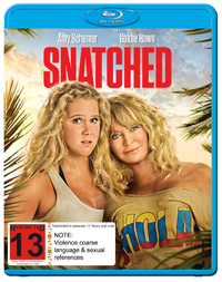 Snatched on Blu-ray