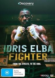 Idris Elba: Fighter on DVD image