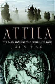 Attila by John Man image