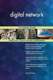 Digital Network a Complete Guide by Gerardus Blokdyk image