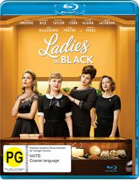 Ladies In Black on Blu-ray image