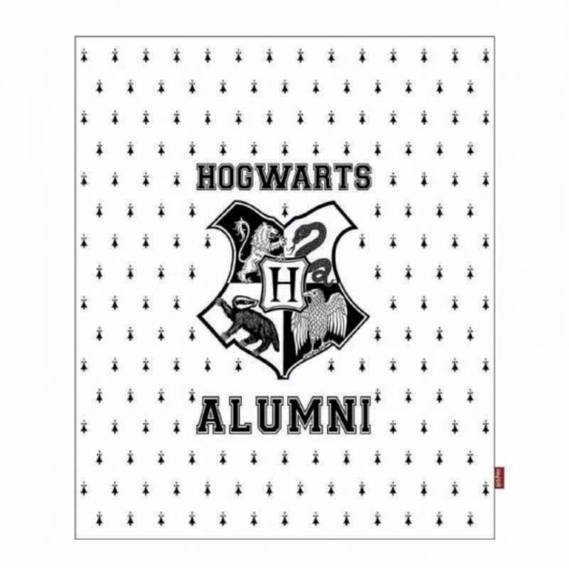 Harry Potter: Hogwarts Alumni Blanket