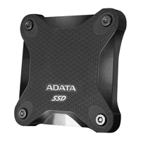 480GB External SSD ADATA Black
