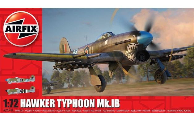Airfix 1:72 HawkerTypoon Mk.IB 1:72 Model Kit
