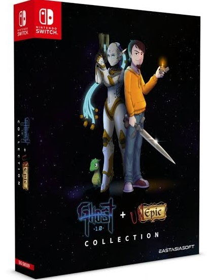 Ghost 1.0 + Unepic Collection for Switch