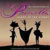 The Adventures Of Priscilla: Queen Of The Desert by Original Soundtrack