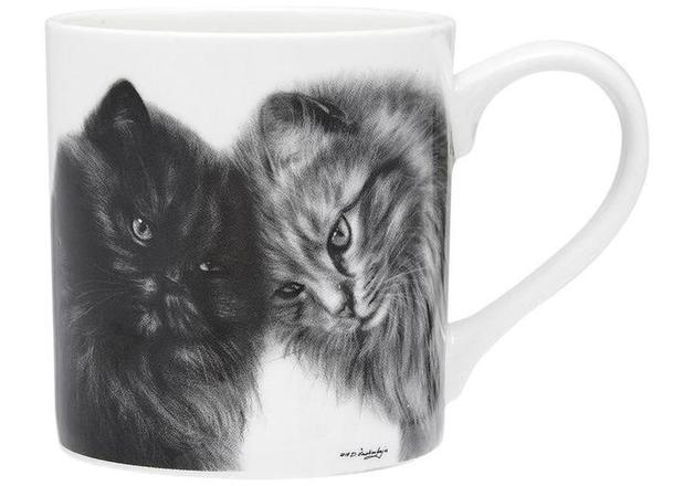 Ashdene: Feline Friends - Bonding Buddies City Mug