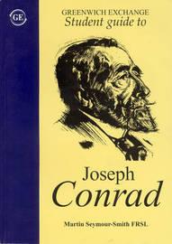 Student Guide to Joseph Conrad by Martin Seymour-Smith image