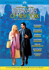 Sidewalks of New York on DVD