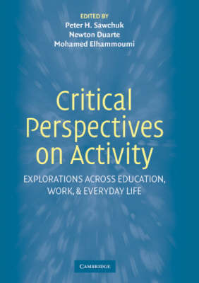 Critical Perspectives on Activity image