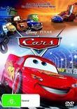 Cars on DVD