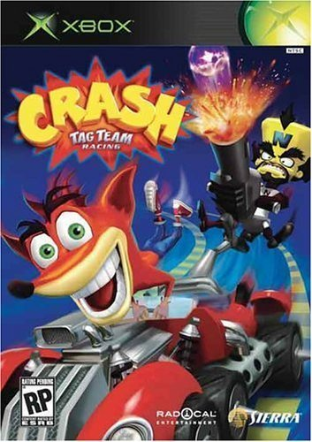 Crash Tag Team Racing for Xbox