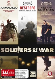 Soldiers of War on DVD