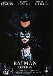 Batman Returns on DVD