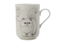 Maxwell & Williams - Cashmere Pets Persian Cat Mug (300ml)