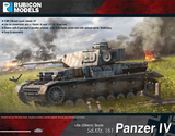 Rubicon 1/56 Panzer IV Mid & Late War