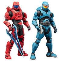 Halo Mjolnir Mark V & Mark VI Deluxe ArtFX+ Statue 2-Pack