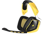 Corsair Void RGB Wireless Gaming Headset - Yellow Jacket for