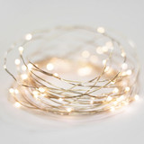 Wired LED Copper Lights - 2 Meters