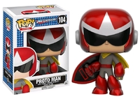 Mega Man - Protoman Pop! Vinyl Figure